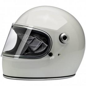 Helmets BILTWELL HELMET BILTWELL GRINGO S GLOSS BLANC