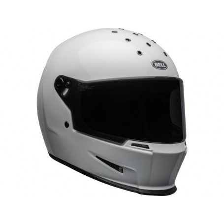 Helmets BELL CASQUE BELL ELIMINATOR GLOSS WHITE 	800000490167