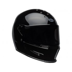 Casques BELL CASQUE BELL ELIMINATOR NOIR BRILLANT