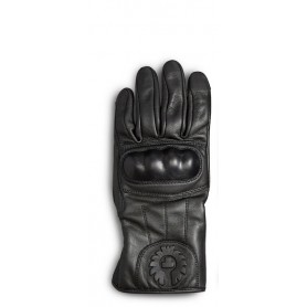 Men's Gloves BELSTAFF GLOVES BELSTAFF SPRITE CUIR NOIR
