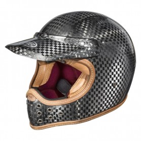 Casques INTEGRAL PREMIER CASQUE PREMIER MX CARBON TECH LIMITED EDITION