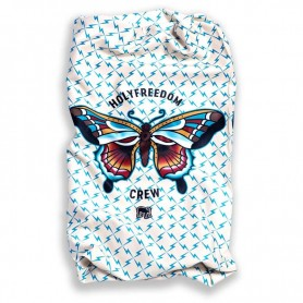 TOUR DE COU HOLYFREEDOM BUTTERFLY