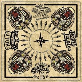 Foulards HOLYFREEDOM FOULARD HOLYFREEDOM FUEL HOSC1899