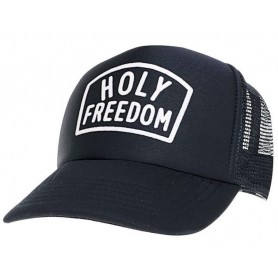 Casquettes HOLYFREEDOM CASQUETTE HOLYFREEDOM ARNEY NOIR HOTR9008