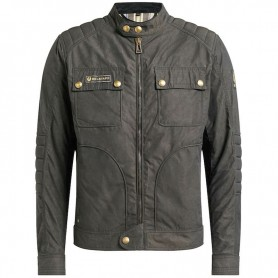 BLOUSON BELSTAFF BROOKLANDS WAX 8