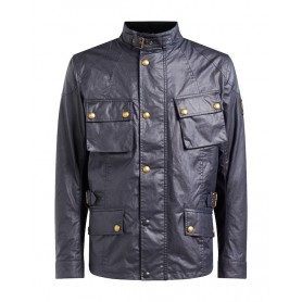 Men's Jackets BELSTAFF BELSTAFF CROSBY2 JACKET TEC WAX COTON SHINE 4103009