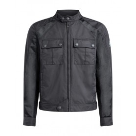 BELSTAFF TEMPLE JACKET TEC NYLON BLACK