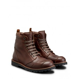 Men's Boots BELSTAFF BELSTAFF RESOLVE SHORT BOOTS BROWN 47800009