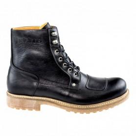 Men's Boots HELSTONS DEMI-BOTTES HELSTONS MOUNTAIN CUIR ANILINE MARRON 20180069 NO