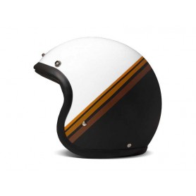 Casques JET DMD CASQUE DMD VINTAGE COFFEE BREAK