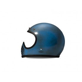 Full Face Helmets DMD CASQUE DMD 75 FAIT MAIN - ARROW BLEU