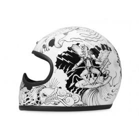 Full Face Helmets DMD Casque DMD- RACER - AEQUILIBRIUM