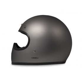 Full Face Helmets DMD Casque DMD RACER - GRIS MAT