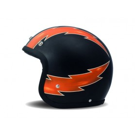 Casques JET DMD Casque DMD VINTAGE THUNDER
