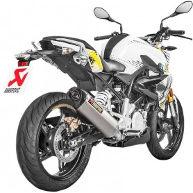 Lignes Complètes AKRAPOVIC SILENCIEUX AKRAPOVIC RACING LINE SS/SS G310R GS