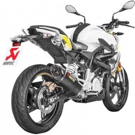 Lignes Complètes AKRAPOVIC SILENCIEUX AKRAPOVIC RACING LINE SS/CF G310R GS
