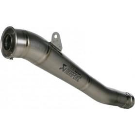 Mufflers AKRAPOVIC AKRAPOVIC SLIP-ON LINE MUFFLER TITANIUM SM-S6S01T SM-S6S01T