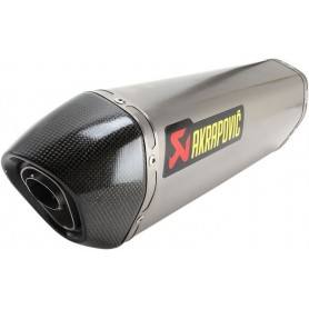 AKRAPOVIC SLIP-ON LINE MUFFLER TITANIUM S-H7SO1-HT