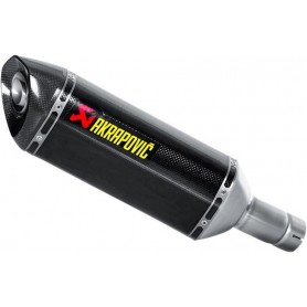 AKRAPOVIC SLIP-ON LINE MUFFLER CARBON S-S10SO8-HRC