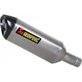 AKRAPOVIC SLIP-ON LINE MUFFLER TITANIUM S-S10SO8-HRT