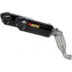 Silencieux AKRAPOVIC SILENCIEUX AKRAPOVIC SLIP-ON LINE CARBONE S-T10SO1-HRC S-T10SO1-HRC