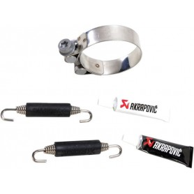 AKRAPOVIC SLIP-ON LINE MUFFLER TITANIUM S-K14SO5-HZAAT
