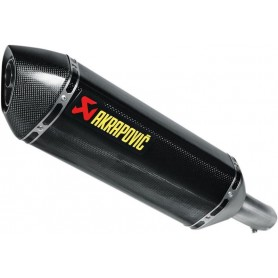 Silencieux AKRAPOVIC SILENCIEUX AKRAPOVIC SLIP-ON LINE CARBONE S-S7SO1-HRC S-S7SO1-HRC