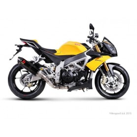 Silencieux AKRAPOVIC SILENCIEUX AKRAPOVIC SLIP-ON LINE CARBONE S-A10SO6C-HZC S-A10SO6C-HZC