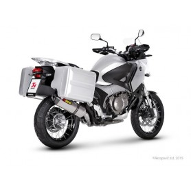 Silencieux AKRAPOVIC SILENCIEUX AKRAPOVIC SLIP-ON LINE TITANIUM S-H12SO3-HRT S-H12SO3-HRT