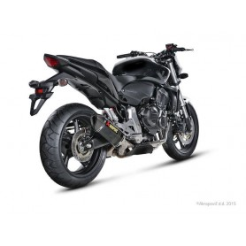 Silencieux AKRAPOVIC SILENCIEUX AKRAPOVIC SLIP-ON LINE CARBONE S-H6SO12-HZC S-H6SO12-HZC