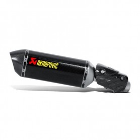 Silencieux AKRAPOVIC SILENCIEUX AKRAPOVIC SLIP-ON LINE CARBONE S-K6SO6-HZC S-K6SO6-HZC