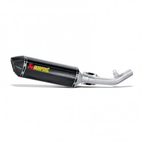 Mufflers AKRAPOVIC AKRAPOVIC SLIP-ON LINE MUFFLER CARBON S-K7SO2-ZC S-K7SO2-ZC
