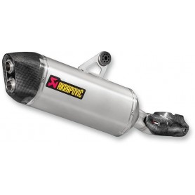 AKRAPOVIC SLIP-ON LINE MUFFLER TITANIUM S-B12SO16-HAAT