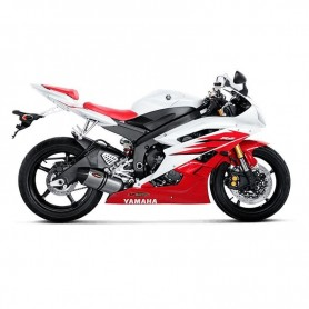 Silencieux AKRAPOVIC SILENCIEUX AKRAPOVIC SLIP-ON LINE TITANIUM S-Y6SO6-HTT S-Y6SO6-HTT