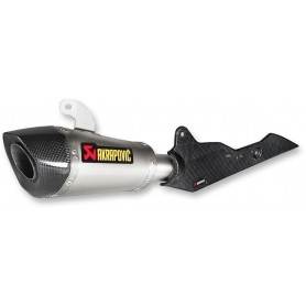 Silencieux AKRAPOVIC SILENCIEUX AKRAPOVIC SLIP-ON LINE TITANIUM S-S10SO11-HASZ S-S10SO11-HASZ