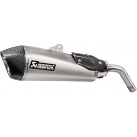 Silencieux AKRAPOVIC SILENCIEUX AKRAPOVIC SLIP-ON LINE TI TIGER 800 S-T8SO2-HZAAT S-T8SO2-HZAAT
