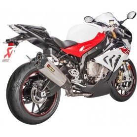 Collecteurs AKRAPOVIC AKRAPOVIC OPTIONAL HEADER TITANIUM E-B10E7 E-B10E7