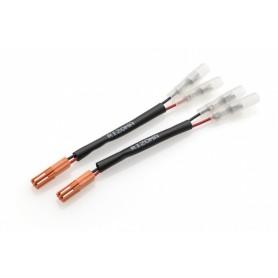 Accessoires Electriques RIZOMA KIT CABLAGE CLIGNOTANTS AVEC RESISTANCES (PAIRE) RIZOMA EE035H EE035H