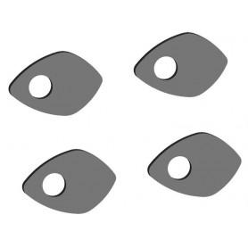Turn Signals Adapters RIZOMA ADAPTATEUR CLIGNOTANT (4 PCS) RIZOMA FR232 FR232B