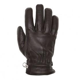 Men's Gloves HELSTONS GANTS HELSTONS MIRAGE HIVER CUIR NOIR 20190048 NO