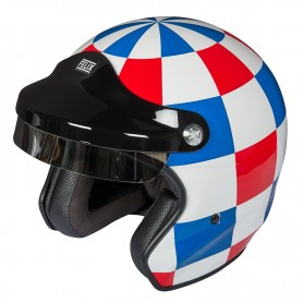 Casques JET FELIX CASQUERIE CASQUE FELIX ST520 GRAND PRIX DE FRANCE GP DE FRANCE