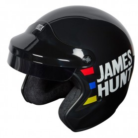 Casques JET FELIX CASQUERIE CASQUE FELIX ST520 JAMES HUNT REPLICA JAMES HUNT