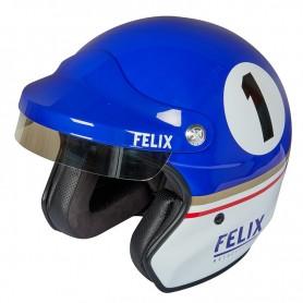 Jets Helmets FELIX CASQUERIE CASQUE FELIX CASQUERIE ST520 GRAND PRIX DAKAR