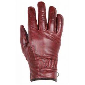 Women's Gloves HELSTONS GANTS HELSTONS FEMME NELLY HIVER CUIR BORDEAUX 20190052 BO