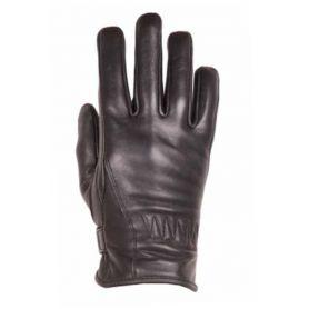 Women's Gloves HELSTONS GANTS HELSTONS FEMME NELLY HIVER CUIR NOIR 20190052 NO