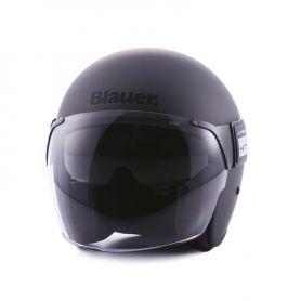 Jets Helmets BLAUER BLAUER POD TITANE MONOCHROME HELMET BLCJ127
