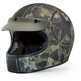 Helmets PREMIER CASQUE PREMIER TROPHY RETRO TROPHY PK CAMOUFLAGE