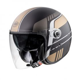 Helmets PREMIER CASQUE PREMIER VANGARDE FL 9BM VANGARDE BL19 BM