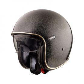 Helmets PREMIER CASQUE PREMIER VINTAGE CK BLACK VINTAGE U9 GLITTER GOLD