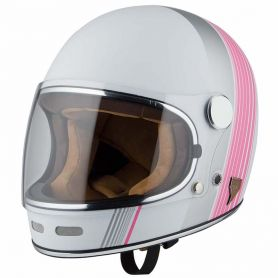 CASQUE BY CITY ROADSTER PINK